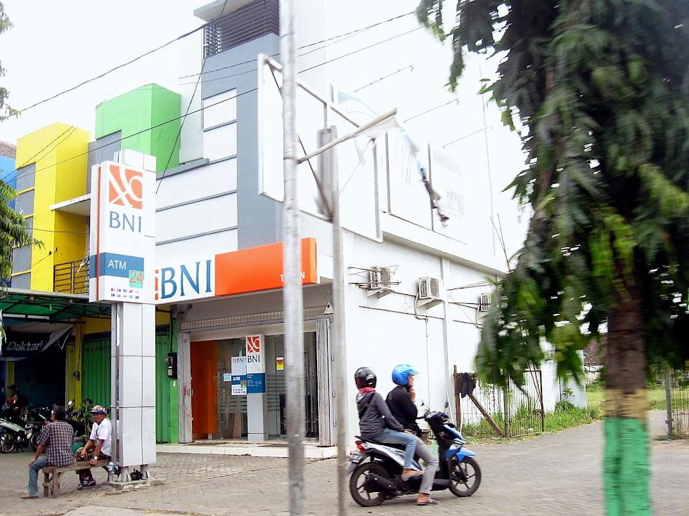 Bni Kantor Kas Turen Kabupaten Malang Indonesia