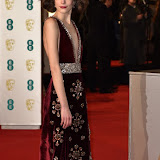 OIC - ENTSIMAGES.COM - Stacey Martin at the  EE British Academy Film Awards 2016 Royal Opera House, Covent Garden, London 14th February 2016 (BAFTAs)Photo Mobis Photos/OIC 0203 174 1069