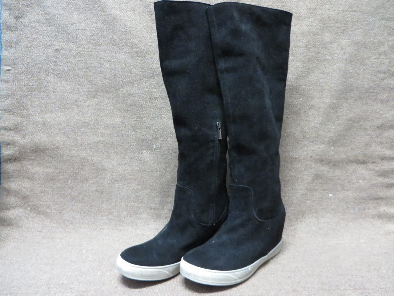 Fred Seigal Wedge Boots