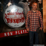 WWW.ENTSIMAGES.COM -   Steve Pemberton      leaving         The Commitments - press night  at Palace Theatre, Shaftesbury Avenue, London, October 8th 2013                                             Photo Mobis Photos/OIC 0203 174 1069