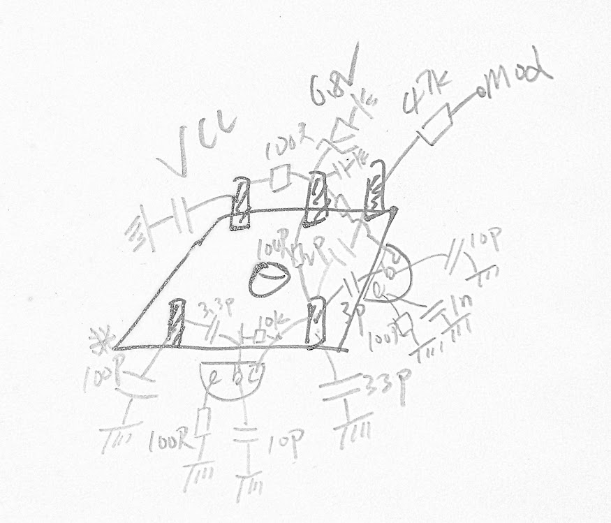 pa  27mhz fm tx chain design