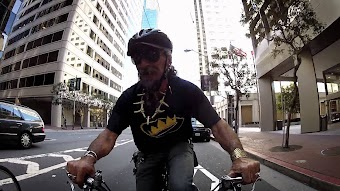 Rocket Scientist/Bike Messenger