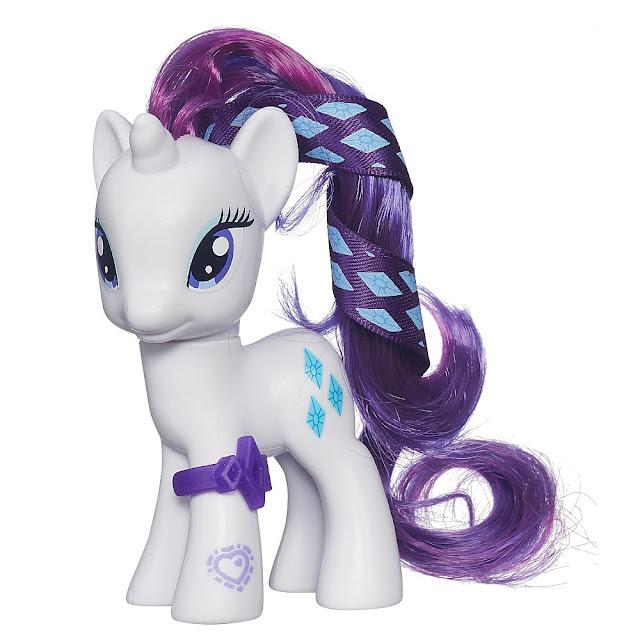 Ngựa thiên thần Pony CMM Lạ lùng và ruy băng