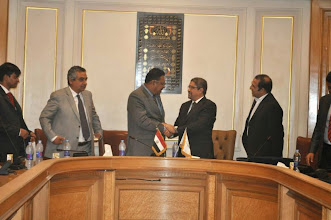 Photo: FNCCI Delegation at Cairo Chamber of Commerce