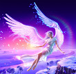 Flying Angel