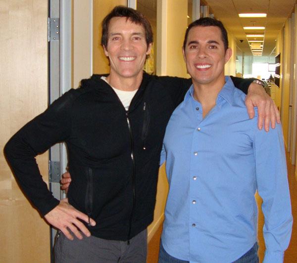 Jeff Ochoa And Tony Horton, Tony Horton