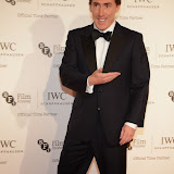 WWW.ENTSIMAGES.COM -   Rob Brydon  arriving at       IWC Schaffhausen and BFI London Film Festival - private dinner at Battersea Evolution, London October 7th 2014Swiss watch brand and British Film Institute host party to celebrate their three year partnership.                                                Photo Mobis Photos/OIC 0203 174 1069