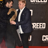 OIC - ENTSIMAGES.COM - Rob Beckett at the  Creed - UK film premiere at the Empire Leicester Sq London 12th January 2016 Photo Mobis Photos/OIC 0203 174 1069