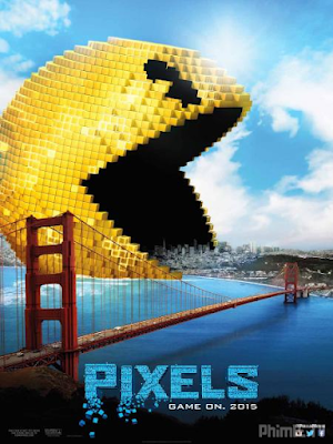 Phim Cuộc Tần Công Điểm Ảnh - Pixels (2015)