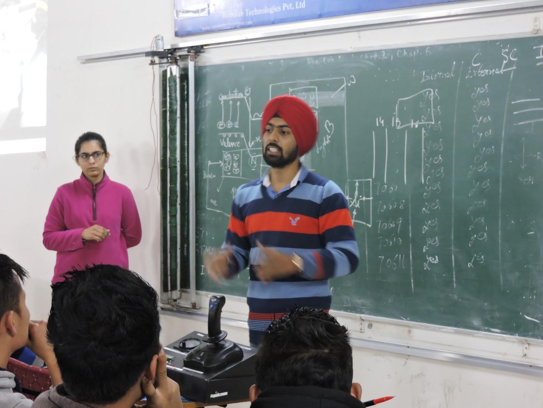 Amritsar College Of Engineering and Technology, Amritsar Robolab 16 (17).JPG