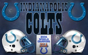 Indianapolis Colts 2011 Wicked Wallpaper