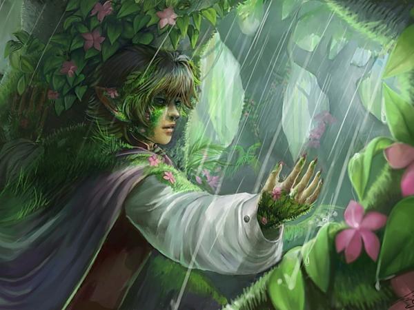 Elven Prince Of Rain, Elven Girls 2