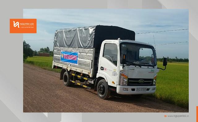 xe tải 2 tấn mui bạt