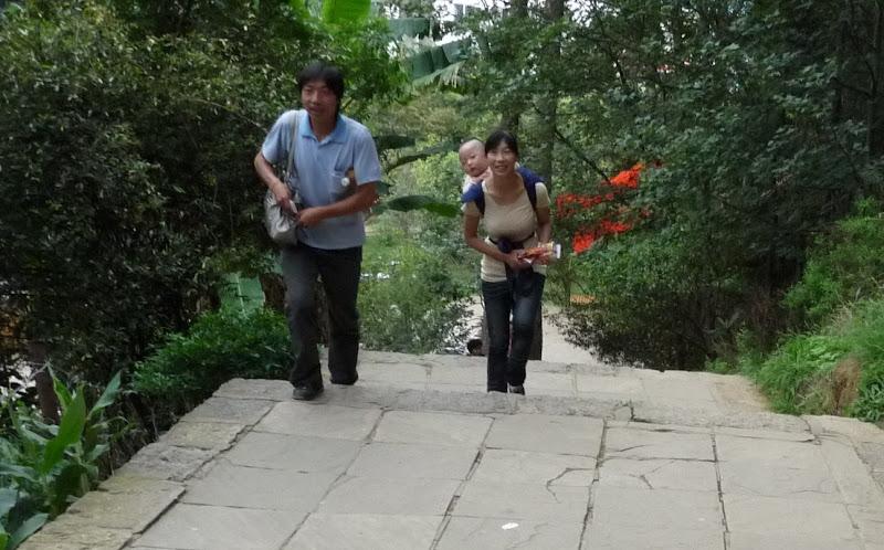 CHINE.YUNNAN.KUN MING Temple, jardin horticole,Musée des minorites - P1270333.JPG