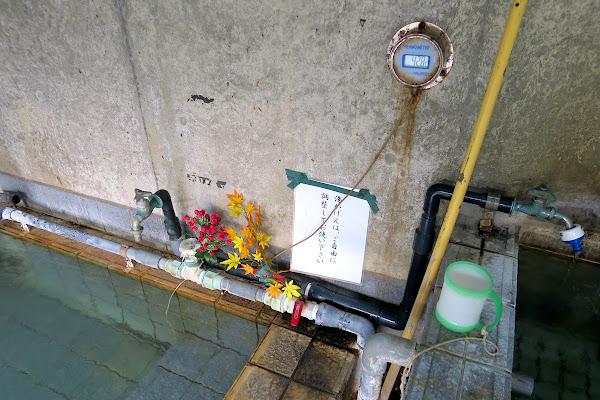 姫川温泉 瘡の湯
