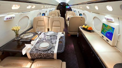 Pesawat Gulfstream G-V N50JE Bermesin BMW Rolls BR 700 Series Yang Digunakan Barack Obama Ke Bali