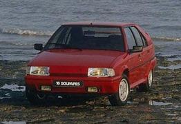 Citroen 1987 BX 19 GTI