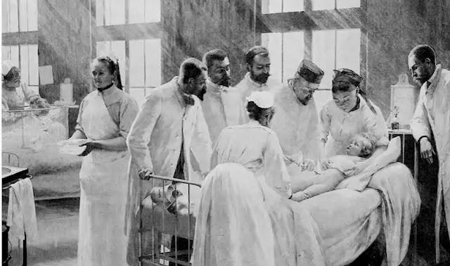 Untrained Doctors Performed Experimental Procedures