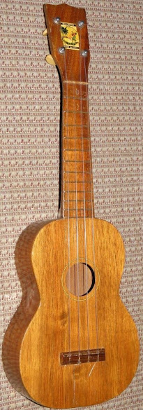 Royal Hawaiian Craft Soprano Ukulele
