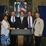 Purple Heart Homes Honored in Senate