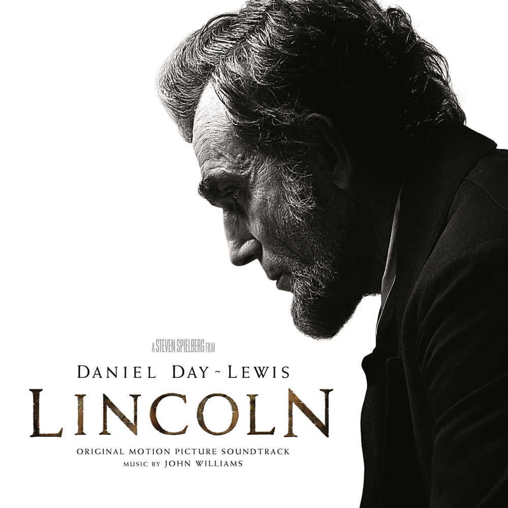 Album Artist: John Williams / Album Title: Lincoln (Original Motion Picture Soundtrack)
