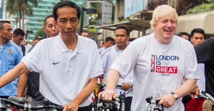 Perdana Menteri Inggris Positif Virus Corona
