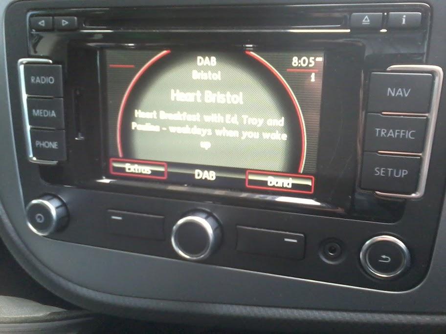 disappointing radio on leon page 1 audi vw seat skoda rh pistonheads com Seat Leon 2002 New Seat Leon
