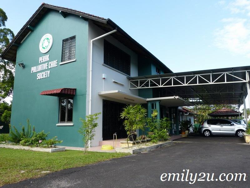 Perak Palliative Care Society (Pertubuhan Rawatan Paliatif Perak)