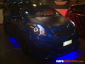 Another Toyota Yaris with Bodykit