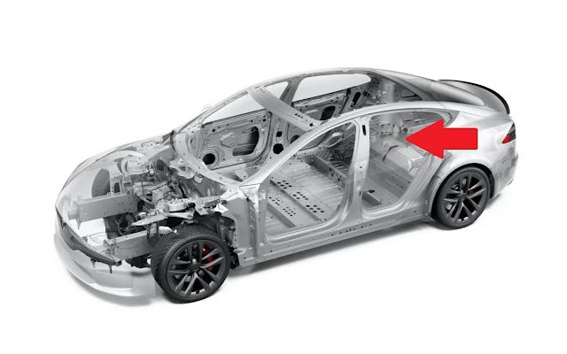 plataforma tesla model s 2021