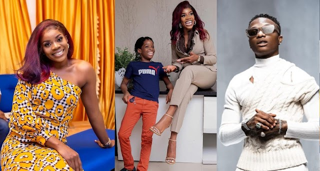 """""""I Didn't Know I Was Pregnant With Wizkid's Son Till After 5 Months"""" – Wizkid's Senior Baby Mama, Shola Reveals"""