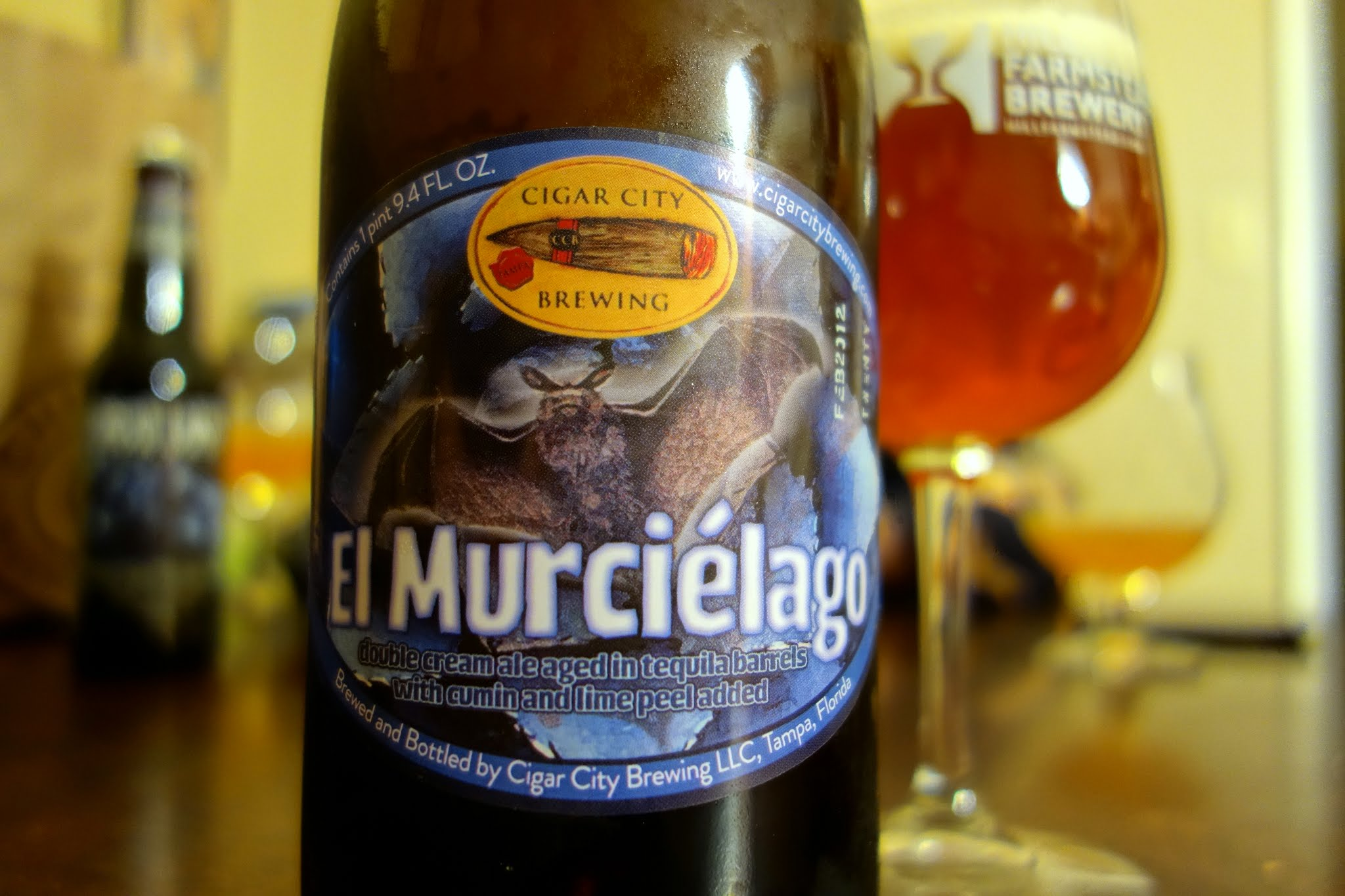 Cigar City El Murciélago
