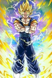 Goku Wallpaper Art Offline - náhled