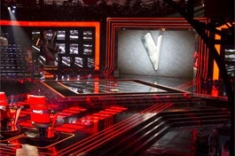 The Voice of Italy 3 Studio
