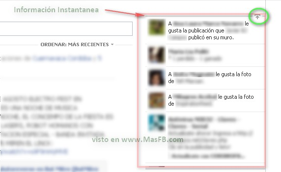 teletipo ticker facebook 2012