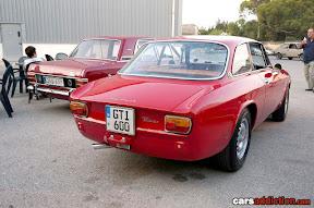 Alfa Romeo Gulia GTA rear