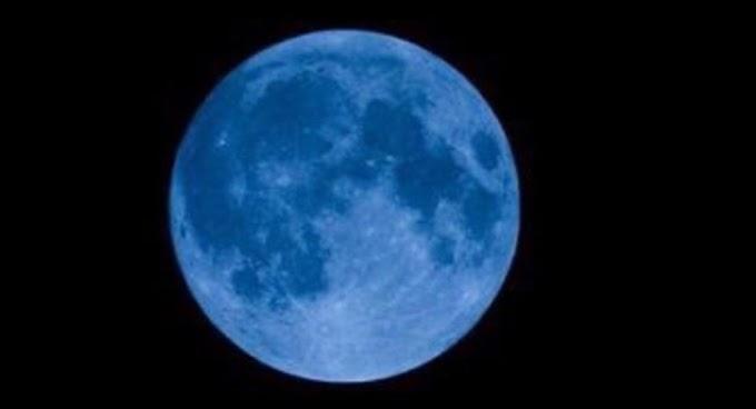 পৃথিবী থেকে দেখা যাবে নীল চাঁদ! (blue moon) জেনে নিন কবে ঘটবে এই বিরল মহাজাগতিক দৃশ্য