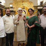 Saye Daivam Press Meet Photos