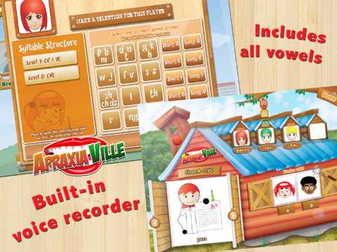 Apraxia Ville The Farm House