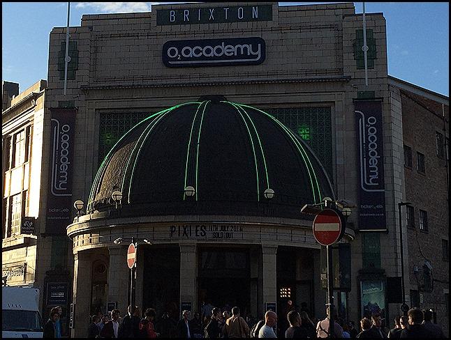 Pixies Brixton Academy 11 July 2016