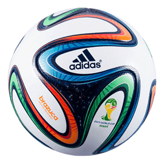Adidas Brazuca 2014 World Cup soccer ball