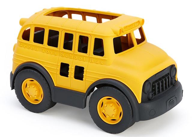 Contenido de Green Toys® Autobús Escolar