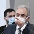Queiroga cita Oswaldo Cruz e diz que país vive 'guerra de vacinas'