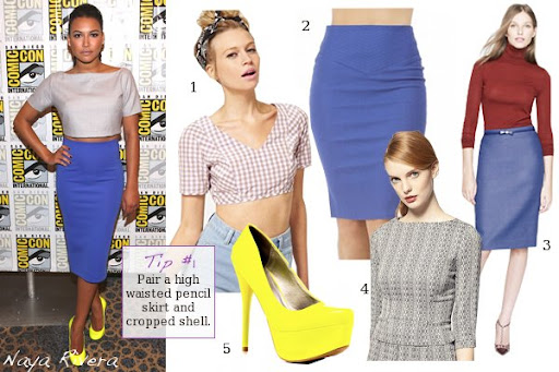 Not So Prim Pencil Skirts01