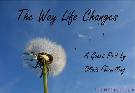 Liv's Guest Post on Change
