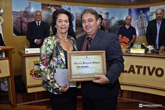 Claudiomiro Borges - Eva Macedo