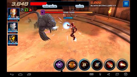 Arena - Batalha de Aliança