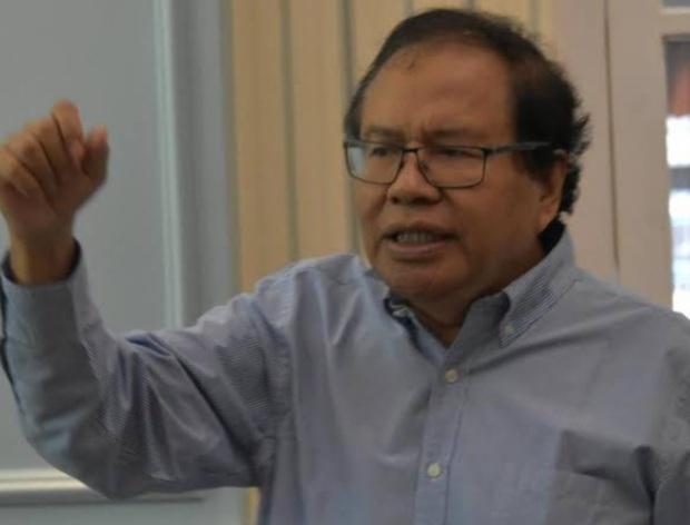 RR: Jokowi dan Orang-orangnya Gak Tau Reformasi dan Demokratisasi, karena Gak Ikut Berjuang...