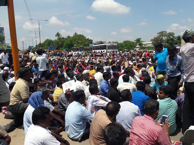 jacto geo protest in perambalur க்கான பட முடிவு