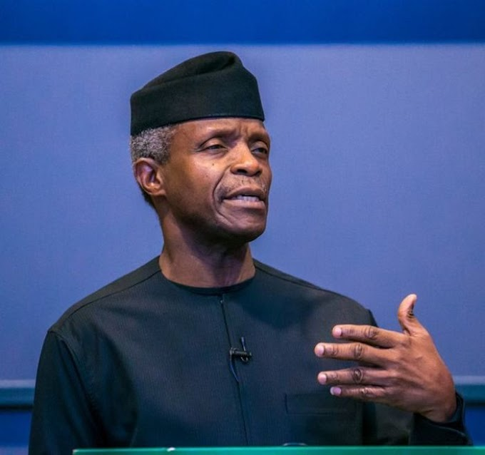 FG Remains Focused On Rescuing Leah Sharibu – Vice President, Osinbajo